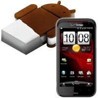 Ice Cream Sandwich ROM leaks for the HTC Rezound