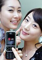 LG phone keypad feels like skin?