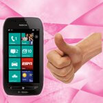 T-Mobile customers truly love the Nokia Lumia 710 seeing it's blessed with a 5-star rating