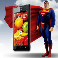 LTE version of the Huawei Ascend P1 in the works sporting same specs, but larger battery?