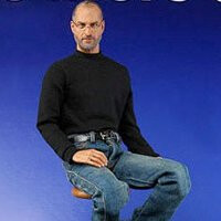 "Steve Jobs lifelike action figure is canceled after ""immense pressure"" from Apple and Jobs family"