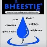Bheestie Bags can save your phone when it is all washed up