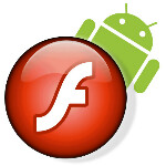 New update for Adobe Flash 11 and AIR irons out some of the ICS kinks, like the green video screen