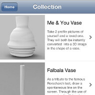 Sculpteo issues an iOS app for 3D printing of stuff
