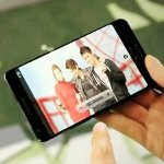 Did Samsung show off the Galaxy S III at CES?