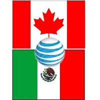 AT&T's new voice plans for Canada and Mexico start as low as $25 per month