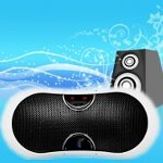Satechi Audio Move SD is a pocket-sized rechargeable speaker fitting for any smartphone