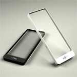 'Brick' concept phone shows off some cool ideas for a transparent display