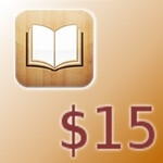 Here is why iBooks 2 textbooks will be $15 apiece