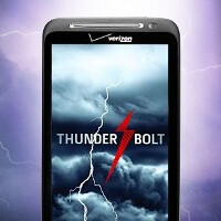 HTC ThunderBolt discounted to free on Verizon