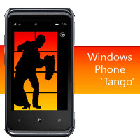 Windows Phone Tango to be sailing smooth with 256MB of RAM only, and include folders