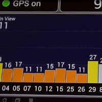 Asus Transformer Prime GPS location test