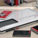 Fujitsu Lifebook concept shows crazy mobile convergence