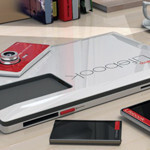 Fujitsu Lifebook concept shows crazy mobile convergence
