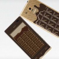 Only in Japan: a chocolate phone for Valentine's day