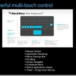 Official Bluetooth mini keyboard for the PlayBook is coming soon, possibly in time for PlayBook 2.0 software release