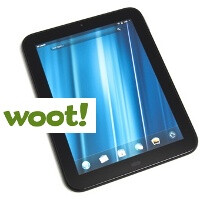 Refurbished HP TouchPad back on sale at Woot: 32GB model for $219.99