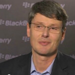 New RIM CEO confirms that he's in charge and BlackBerry may be fragmented
