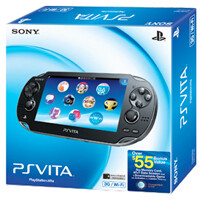 Sony offering a limited edition Launch Bundle for the PlayStation Vita with an AT&T DataConnect Session Pass