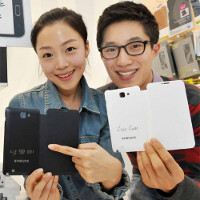 Samsung blesses some Galaxy Note customers with free personal engraving