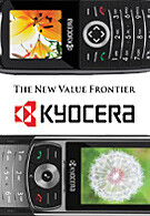 Kyocera announced seven new phones
