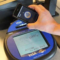 Apple's big push with the iPhone 5 could be NFC and mobile payments, Visa and MasterCard all cheers