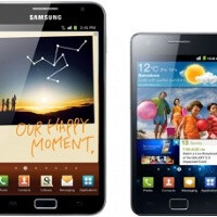 Samsung Galaxy S II, Note on track to get ICS by end of Q1
