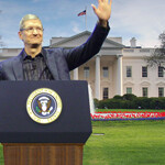 Tim Cook for president???