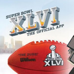 Super Bowl 46 app recaps the season for the two combatants, but won't stream the game