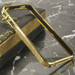 Rubber vs diamonds: the luxurious iPhone bumpers