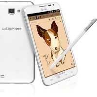AT&T Samsung Galaxy Note is now up for pre-order