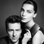 Ed Norton and Daria Werbowy to be the faces of the LG Prada 3.0