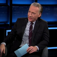 """Bill Maher dissing Apple and Foxconn with """"The Agony and Ecstasy of Steve Jobs"""" creator"""