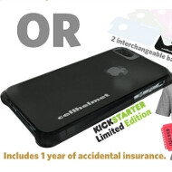 Cellhelmet injection-molded case guarantees your iPhone for a year, aims to end insurance payments