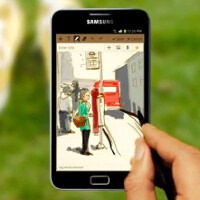 Samsung Galaxy Note arrives with Rag & Bone