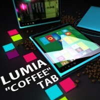 Nokia Lumia tablet concept is a giant Lumia phone, much like the iPad is a giant iPhone