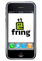 Fring brings true VoIP to iPhone