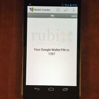 Google Wallet vulnerable to attacks aimed to retrieve your PIN number
