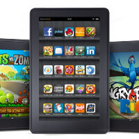 Amazon might launch a 9-inch Kindle Fire tablet in mid-2012, new 7-inch model coming too