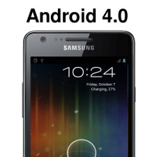 Samsung Galaxy S II Android Ice Cream Sandwich update to start rolling out March 1