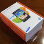 Samsung Galaxy Note for AT&T unboxing