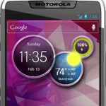 Rendering shows Motorola's first Android 4.0 phone and it has Intel inside