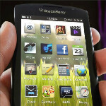 BlackBerry 10 screens leak showing off the new UI