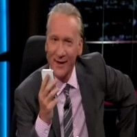 Bill Maher asks Siri for Valentine's Day tips, gets an attitude