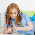 Teen texting hits new heights (infographic)