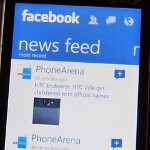 Facebook 2.3 for Windows Phone hands-on