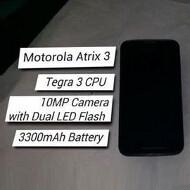Quad-core Motorola Atrix 3 concept sounds too good with 3300mAh battery, HD screen and 2GB of RAM