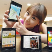 Big, huge, bigger: giant LG Optimus Vu officially announced, supports a stylus