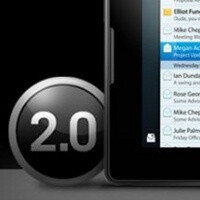 BlackBerry PlayBook OS 2.0 update now available