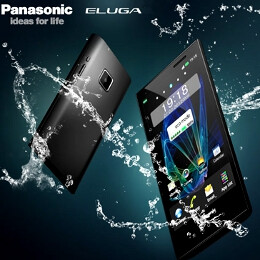 Panasonic ELUGA now official in all of its thin waterproof Android glory